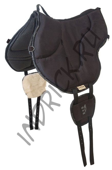 Пад Barefoot Ride-on-Pad Physio Black