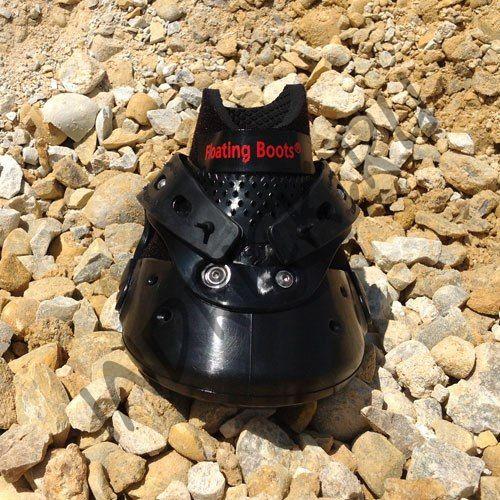 Ботинки Floating Boots, черный + черный